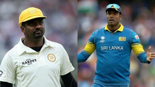 """IND vs SL 2021: """"A great degree of hatred against us"""" - Angelo Mathews, Dimuth Karunaratne hit back at Muralitharan's allegations"""