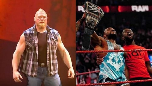 WWE Rumor Roundup: Brock Lesnar to 'pass the torch' to young superstar at WrestleMania, plan change for Big E, 3-time World champion joining AEW this month? (14th September 2021)
