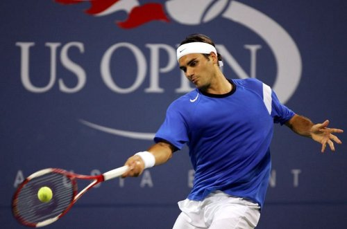 """""""Roger Federer had this aura of invincibility about him where you just could never breathe"""" - Mardy Fish"""