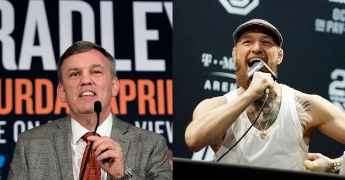 """""""He might be drinking a little bit too much of his Proper 12"""" - Teddy Atlas reacts to Conor McGregor's altercation with MGK"""