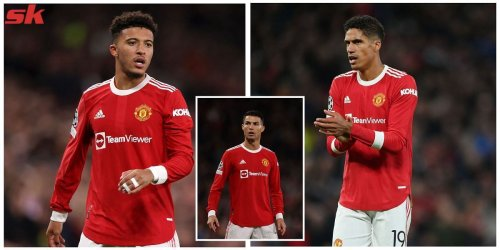 """""""They buy me, they buy Varane and Sancho"""" - Cristiano Ronaldo speaks about 'adaptation time' for new Manchester United signings"""