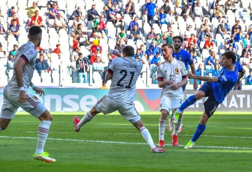 Italy 2-1 Belgium: 5 hits and flops as Azzurri take home bronze medal after second-half flurry | UEFA Nations League third-place playoff