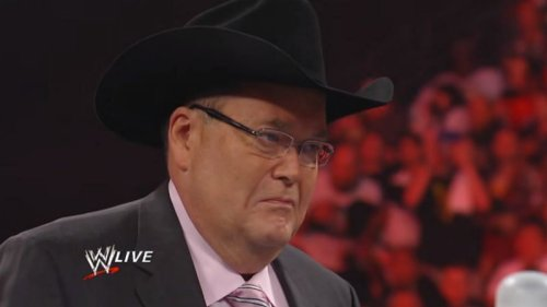 """""""The two best in that role"""" - Jim Ross names WWE's greatest on-screen Commissioners"""