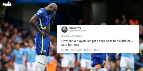 """""""Agenda against king Luka"""" – Chelsea fans stunned after realizing Romelu Lukaku has not received a pass from Blues team-mate yet"""