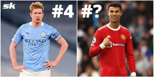 Ranking the 5 best foreign players in the Premier League right now