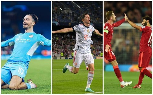 Top 3 UEFA Champions League teams from Matchday 1