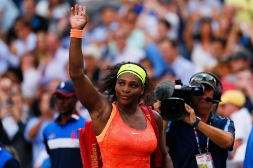 """""""I worked all my life for that moment & I screwed everything up"""" - Serena Williams to Mouratoglou after USO loss to Roberta Vinci"""