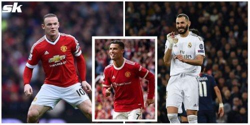 Ranking 5 greatest forwards who partnered Cristiano Ronaldo at club level