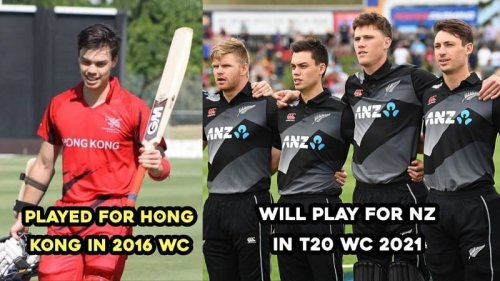 4 players born outside New Zealand who have been picked in Blackcaps' T20 World Cup squad