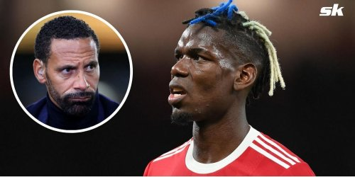 """""""It doesn't sit well with me"""" - Rio Ferdinand reacts to Paul Pogba's comments following Manchester United's loss to Leicester City"""