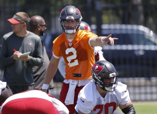 Tampa Bay Buccaneers coaches compare Kyle Trask to Andrew Luck