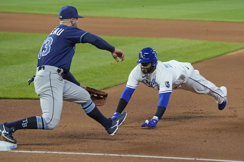 Josh Fleming, Tampa Bay Rays freeze Royals bats