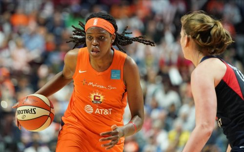 WNBA MVP: Favorites at midway point of 2021 season