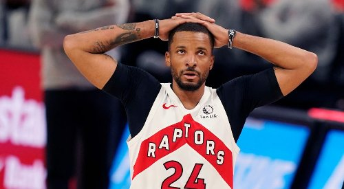 Powell still coming to terms with whirlwind trade from Raptors