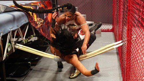 WWE Hell In A Cell 2021 Results & Ratings