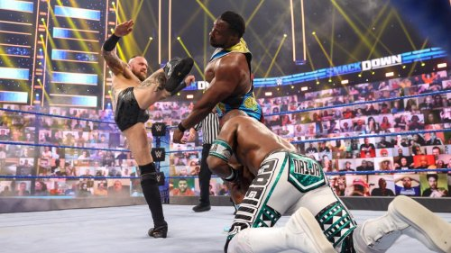 Booker T On Which Promotion Is Better For Aleister Black
