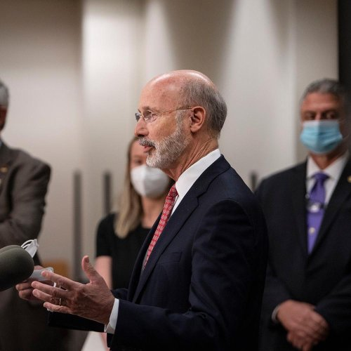 Pa. Republicans are bringing their election bill back after Gov. Tom Wolf said he's open to voter ID changes