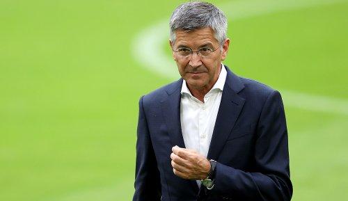 FC Bayern München: Präsident Herbert Hainer ist kein Fan der Luxussteuer