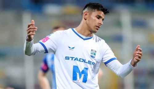 Red Bull Salzburg offenbar an Goalgetter Ramon Mierez dran