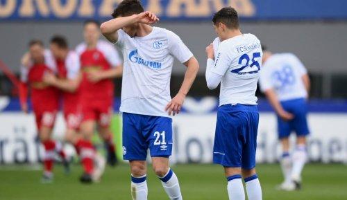 Schalke 04: So steigt S04 heute ab in die 2. Liga