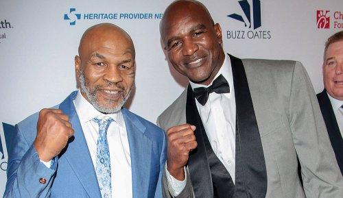 Boxen: Evander Holyfield schwärmt von Tyson Fury - kaum Chancen für Anthony Joshua und Alexander Usyk