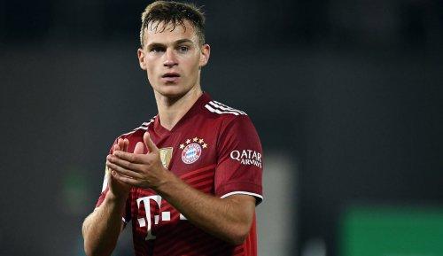 FC Bayern: Joshua Kimmich kündigt Impf-Statement nach Ligaspiel gegen Hoffenheim an