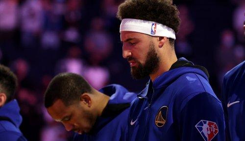 NBA News - Golden State Warriors angefressen wegen Top 75-Snub von Klay Thompson und Draymond Green