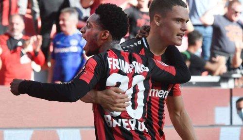 Bayer Leverkusen - 1. FSV Mainz 05 1:0: Rekordjäger Wirtz schießt Bayer zum Sieg gegen Mainz