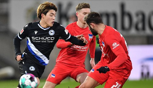 Hertha BSC vs. Arminia Bielefeld: Bundesliga heute live im TV, Livestream und Liveticker
