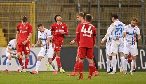3. Liga: FC Bayern II - Hansa Rostock - Das Spiel zum Nachlesen im Ticker