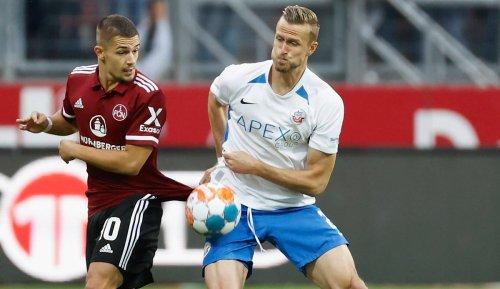 1. FC Nürnberg vs. Hansa Rostock: 2. Bundesliga JETZT im Liveticker