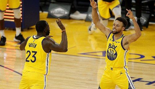 NBA Roundup: Stephen Curry versenkt 11 Dreier gegen OKC - L.A. Clippers mit spätem Comeback