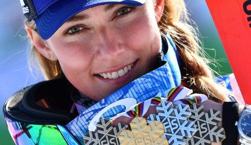 Ski-Alpin: Mikaela Shiffrin will bei Olympischen Winterspielen in Peking in jeder Disziplin starten