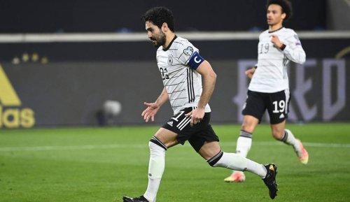 DFB-Team: Ilkay Gündogan gibt EM-Halbfinale als Ziel aus