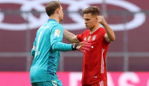 FC Bayern - Reaktionen auf Kimmich-Aussagen: Ist eine Sache von ihm selbst