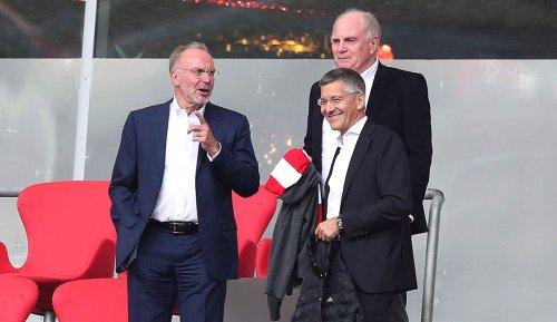 FC-Bayern-Präsident Herbert Hainer: FCB auch ohne Hoeneß und Rummenigge bestens aufgestellt