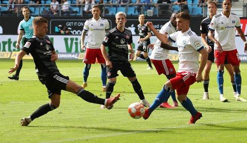 HSV vs. 1. FC Nürnberg: 2. Bundesliga heute im Liveticker