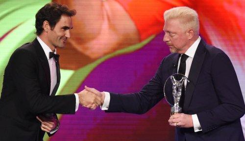 Boris Becker rät Roger Federer zu guter Dosierung: Nicht auf Teufel komm raus