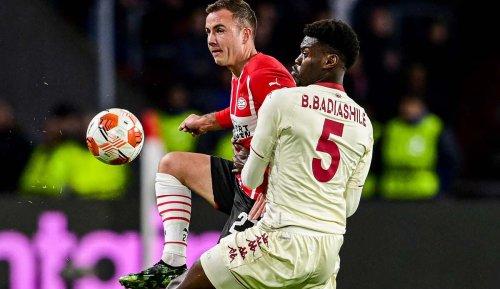 Europa League: Kovac und Monaco schlagen Götze und PSV Eindhoven