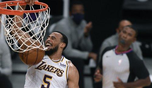 NBA News: Los Angeles Lakers machen Talen Horton-Tucker zum Restricted Free Agent
