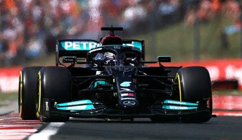 Formel 1: Hamilton holt die Pole Position in Ungarn