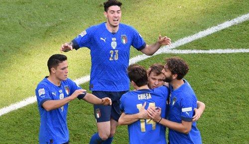 Nations League: Italien gewinnt Spiel um Platz drei gegen Belgien