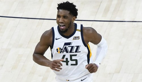 NBA-News: Entwarnung bei Donovan Mitchell - keine schlimme Verletzung bei Jazz-Star