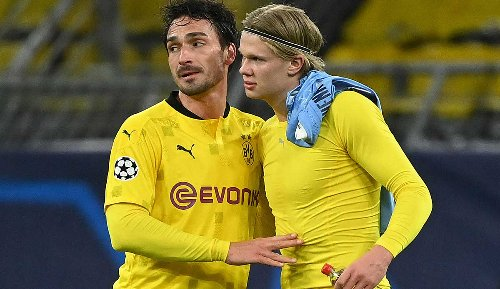 BVB - Manchester City 1:2: Starker Start reicht nicht - Cans Handspiel bringt Borussia Dortmund auf die Verliererstraße