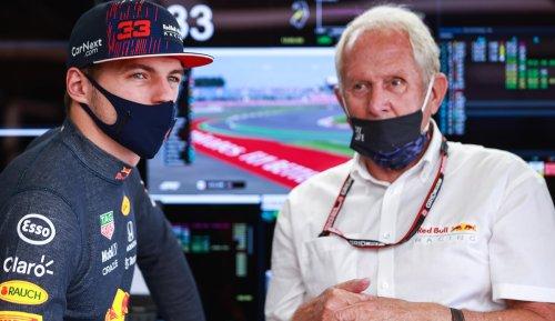 Formel 1 - RB-Chef Marko wird nach Crash deutlich: Hamilton zieht eine Show ab