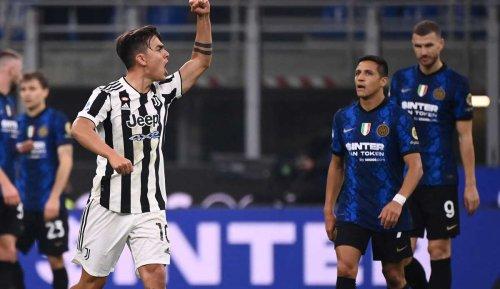 Inter Mailand verpasst Sieg gegen Juventus: Dybala rettet Juve Remis