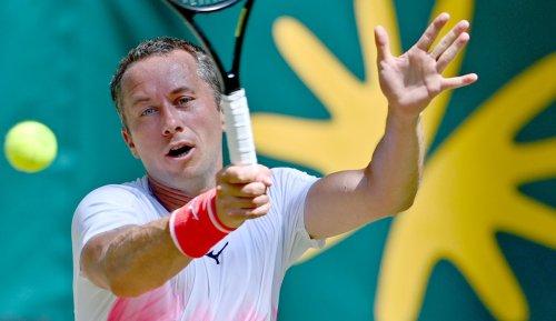 Tennis: Philipp Kohlschreiber verpasst Halbfinale von Halle