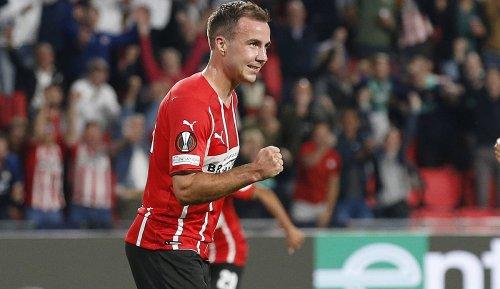 Europa League: Tor und Traum-Assist! Götze zaubert für PSV - Boateng mit Startelf-Debüt bei Lyon-Sieg