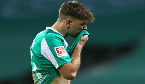 Werder Bremen stellt Niclas Füllkrug vom Training frei