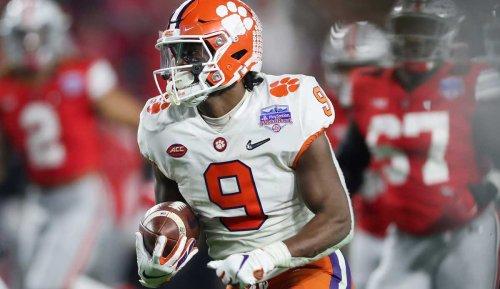 NFL Draft: Was ist ein Running Back (noch) wert? Travis Etienne hofft auf die erste Draft-Runde – zu Recht?